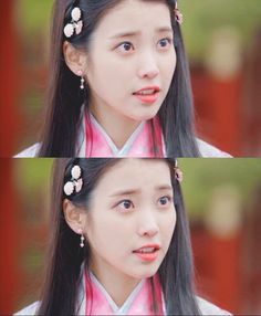 IU MoonLovers ScarletHeartRyeo Scarlet Heart Ryeo Cast, Iu Moon Lovers, Face Drawing Reference, Korean Hanbok, Ulzzang Couple, Evening Primrose, Korean Star, Pretty Men, You're Awesome