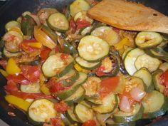 légumes du soleil (ratatouille)