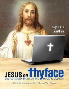 funny virgin mary | ... on Thyface, Denise Haskew & Steve Parker (Simon & Schuster) FUNNY