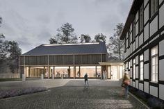 Saalgebäude Kirchengemeinde Einbuk 2017_Nehse Gerstein Architekten