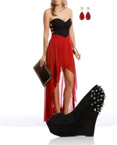 """""""red red wine"""" by melissamunji on Polyvore"""