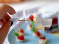 cardápio - festas fim de ano - Finger food -  receitas - canapés - Natal - Abraço Mundo