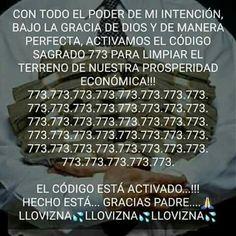 773 código de Prosperidad