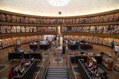 Biblioteca Pública d' Stockholm