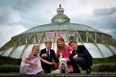 MyRoyals: The Belgian Court has released new photos of the children of King Philippe and Queen Mathilde, April 13, 2016-Princess Eléonore, Prince Emmanuél, Princess Elisabeth, Duchess of Brabant, and Prince Gabriel