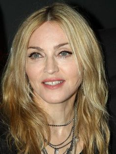 **Madonna.** When you think Madonna you think: the Vogue, young hot, Brazilian boyfriends, and of course – gap teeth.