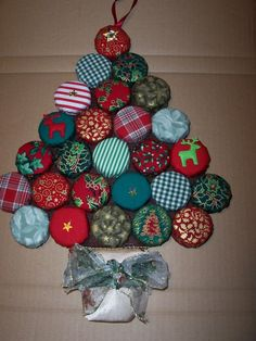 milk bottle top tree