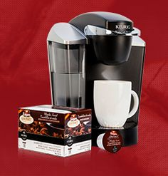 WIN 1 of 11 FREE Keurig and Folgers Prize Packs