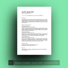 15 best Creative Resume Templates images on Pinterest | Creative ...