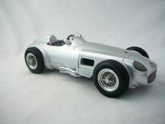 Automobile - Mercedes Benz W196 año 1954