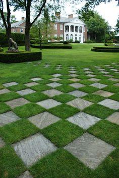 Formal Garden Design - traditional - landscape - chicago - www.KarlGercens.com