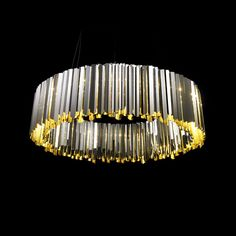 It's actually an opulent chandelier that we really like. I'm getting this as soon as my hip hop career takes off.