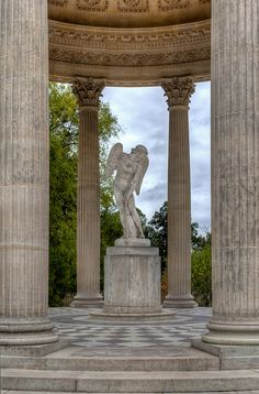 Temple of Love Trianon Palace , France
