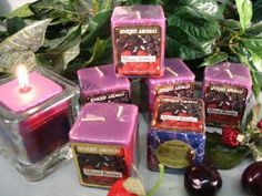 3 oz Square Votive Mixed Berry Scent Candle by Unique Aromas. $15.08. Mixed Berry scent. Price per each candle. Candle color may vary from photograph. This candle is sure to bring joy and warmth to all those in the presence of it.Some assembly may be required. Please see product details.Some assembly may be required. Please see product details.