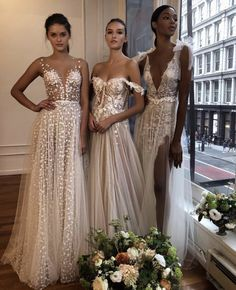Which Berta Dress is your favorite? Dream Wedding Dresses, Bridal Dresses, Wedding Gowns, Bridesmaid Dresses, Prom Dresses, Crystal Wedding Dresses, Wedding Bells, Wedding Venues, Wedding Ideas