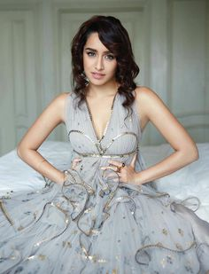 These Shraddha Kapoor pictures are her hottest photos ever. We found sexy images, GIFs (videos,) & wallpapers from various bikini and/or lingerie photo Beautiful Bollywood Actress, Most Beautiful Indian Actress, Beautiful Actresses, Beautiful Celebrities, Gorgeous Women, Bollywood Girls, Bollywood Celebrities, Bollywood Style, Bollywood Fashion