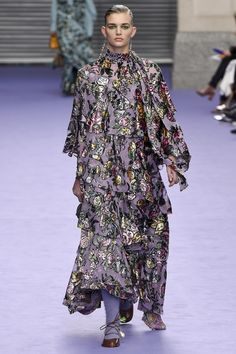 Mulberry Fall/Winter 2017-2018 READY-TO-WEAR Fashion Show