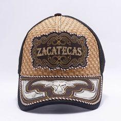 Gorra Charra Zacatecas Western Cowboy Snapback Mesh Hat Cap Mayoreo   MXZA-010  8df1a0dc262