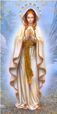 The Catholic Knight: OUR LADY OF GOOD HELP - The First Approved Marian Apparition In The U.S.A.