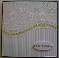 #Card01 - 'That Folder' All Occasions Folder by Michelle Anders