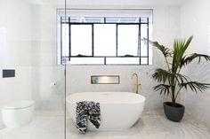 The Block 2016 Ensuite Bathroom Photos   POPSUGAR Home Australia