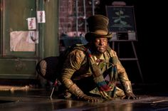 Wendy and Peter Pan review at Royal Shakespeare Theatre, Stratford-upon-Avon – 'cluttered but entertaining'