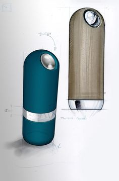 Improving the UX of Salt & Pepper Mills - Core77: