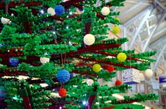 Image result for DIY lego christmas tree