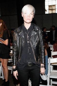 Kate Lanphear Photo - Helmut Lang - Front Row - Spring 2012 Mercedes-Benz Fashion Week