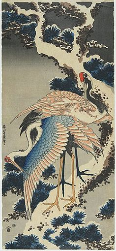 Hokusai KATSUSHIKA (1760-1849), Japan 葛飾 北斎