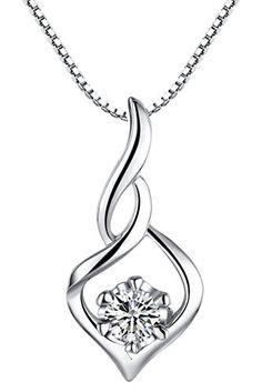 Arco Iris Schmuck Sterling Silber Ewige Polarlicht und Zirkonia Anhänger Halskette für Damen http://www.geschenkewebshop.info/produkt/arco-iris-schmuck-sterling-silber-ewige-polarlicht-und-zirkonia-anhaenger-halskette-fuer-damen-mit/