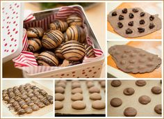Plněné perníčky Cereal, Cookies, Breakfast, Desserts, Food, Bakken, Crack Crackers, Morning Coffee, Tailgate Desserts