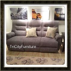 Everyman melts when he sits in this sofa!
