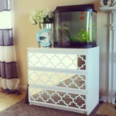 Overlay Jasmine Kit for IKEA Malm 3 drawer