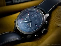You cannot buy this watch.. Yet.  If you fly the one billion pound B-2 stealth bomber then you probably already have one.  When a civilian version of this comes out next year I hope they omit the image of the plane that sits next to the number 3 on the dial. Everything else is perfect.