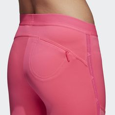 adidas Performance Essentials 3/4 Tights - Pink | adidas US