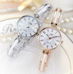 >> Click to Buy << Fashion Bracelet Golden Watches Women Luxury Brand Ladies Quartz Watch Cheap Women's Wrist Watch Relogio Feminino Reloj Mujer #Affiliate