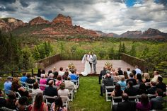 krissy + chris | tlaq calle | laura marolakos sedona planner | rev. andrew murphy sedona minister | events by showstoppers floral | patricia vega hair + mu | dj bobby russell | sedona cake couture | andrew holman photography | www.heartofsedonaweddings.com