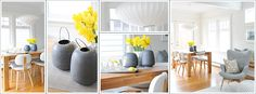 Simply Home Decorating | Scandinavian Inspired Family Home - Dining Room | Vancouver, BC | Photos by Tracey Ayton Photography