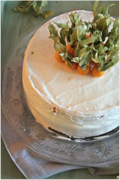 Maracuja-Pfirsich-Torte