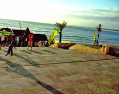 In Kuta - Bali what a beautiful beach