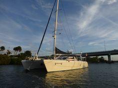 St. Francis 44 catamaran for sale.  Caroline.laviolette@catamarans.com