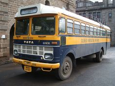 Tata of India All Over The World, Around The Worlds, Retro Bus, Automobile, Tramway, Road Train, Bus Coach, Bus Ride, Busses