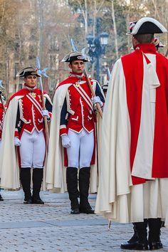 Real Cuerpo de Alabarderos - España