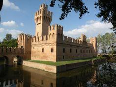 il Castello di San Martino a Soverzano, Minerbio  bologna