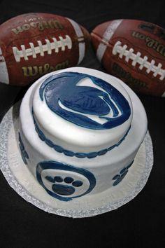 Penn State Cake