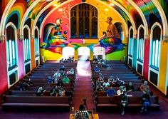 Cannabis church? New movement.