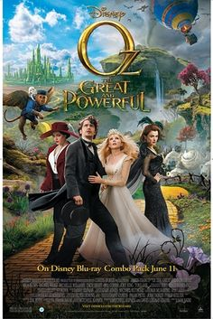 Rachel Weisz, Mila Kunis, James Franco, and Michelle Williams in Oz the Great and Powerful Best Sci Fi Movie, Sci Fi Movies, Comedy Movies, Movies To Watch, Film Movie, Top Movies, James Franco, Michelle Williams, Mary Poppins 1964