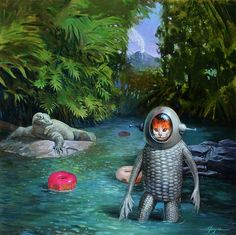 Catfish - Eric Joyner