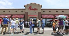 Big U.S. Companies You Might Not Know Are Religious, besides Chick-fil-A. God Bless Them all. June 17, 2013